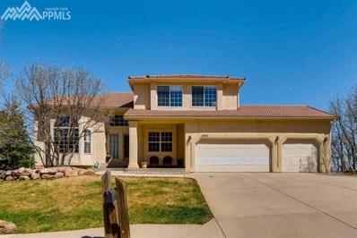395 Cardiff Circle, Colorado Springs, CO 80906 - MLS#: 8865093