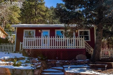 8236 W Highway 24, Cascade, CO 80809 - MLS#: 8866845