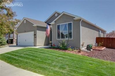 6049 Vallecito Drive, Colorado Springs, CO 80923 - MLS#: 8872967