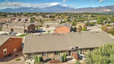 6149 Kingdom View, Colorado Springs, CO 80918 - MLS#: 8880600