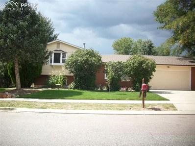 1202 Doyle Place, Colorado Springs, CO 80915 - MLS#: 8889252