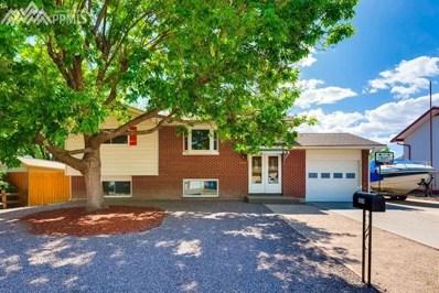 7318 Metropolitan Street, Colorado Springs, CO 80911 - MLS#: 8891040