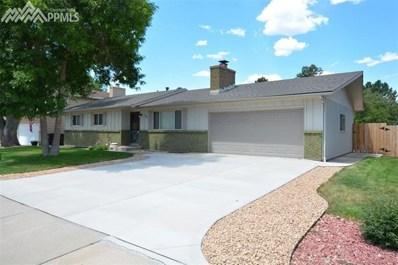 6520 E Wicklow Circle, Colorado Springs, CO 80918 - MLS#: 8891428