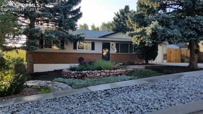 805 Paradise Lane, Colorado Springs, CO 80904 - MLS#: 8892768