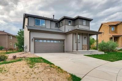 11455 Wildwood Ridge Drive, Colorado Springs, CO 80921 - MLS#: 8893040