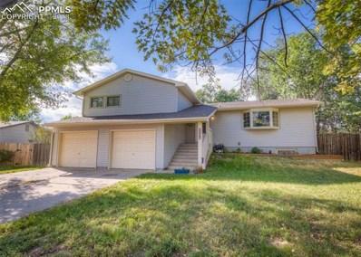 7410 Woodstock Street, Colorado Springs, CO 80911 - MLS#: 8893377