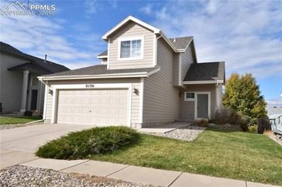 5056 Stone Fence Drive, Colorado Springs, CO 80922 - MLS#: 8894678