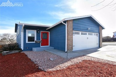 513 Harvest Moon Road, Fountain, CO 80817 - MLS#: 8896134