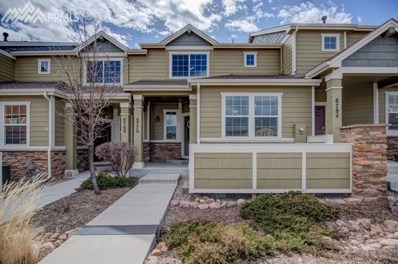 8776 Eckberg Heights, Colorado Springs, CO 80924 - MLS#: 8899166