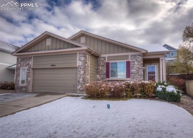 7035 Creekfront Drive, Fountain, CO 80817 - MLS#: 8905804
