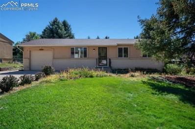 1140 Atoka Drive, Colorado Springs, CO 80915 - MLS#: 8906710