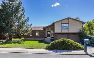 4096 McPherson Court, Colorado Springs, CO 80909 - MLS#: 8907959