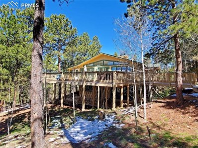 1150 Forest Hill Place, Woodland Park, CO 80863 - #: 8919596