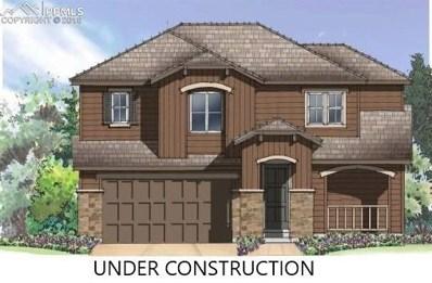 7355 Brush Thorn Lane, Colorado Springs, CO 80927 - MLS#: 8920110