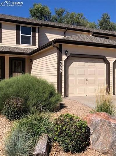 2309 Lexington Village Lane, Colorado Springs, CO 80916 - MLS#: 8928330