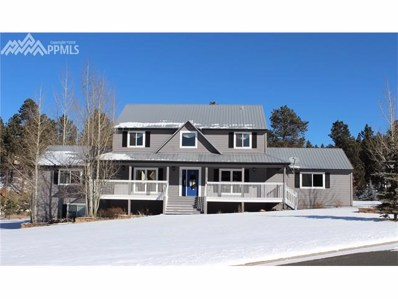 760 Majestic Parkway, Woodland Park, CO 80863 - MLS#: 8933496