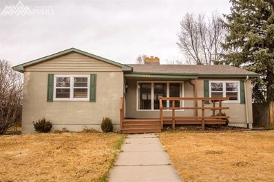 1502 N Foote Avenue, Colorado Springs, CO 80909 - MLS#: 8937287