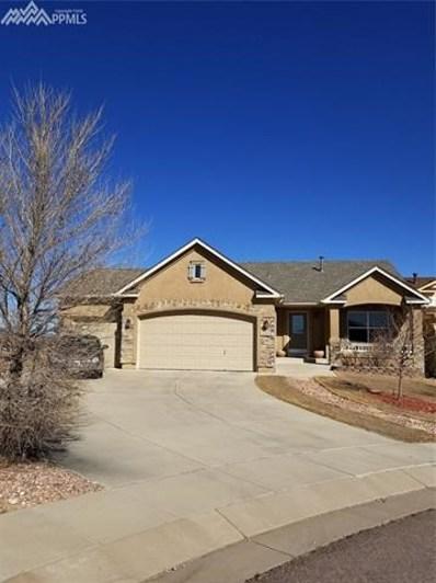 4806 Daredevil Drive, Colorado Springs, CO 80911 - MLS#: 8942092