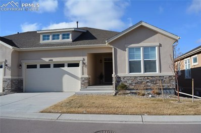 1402 Promontory Bluff View, Colorado Springs, CO 80921 - MLS#: 8950695