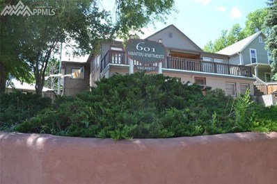 601 Manitou Avenue, Manitou Springs, CO 80829 - MLS#: 8953600