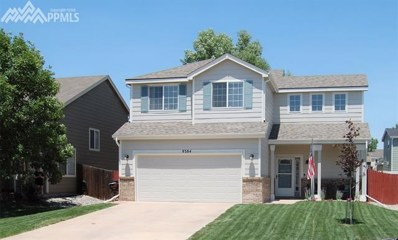 9384 Pony Gulch Way, Colorado Springs, CO 80925 - MLS#: 8967283