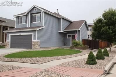 5303 Standard Drive, Colorado Springs, CO 80922 - MLS#: 8968013
