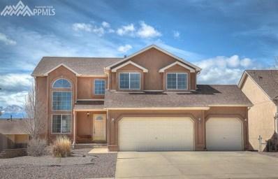 3862 Sonoran Drive, Colorado Springs, CO 80922 - MLS#: 8973897