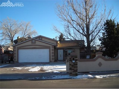 3254 Foxridge Drive, Colorado Springs, CO 80916 - MLS#: 8984754