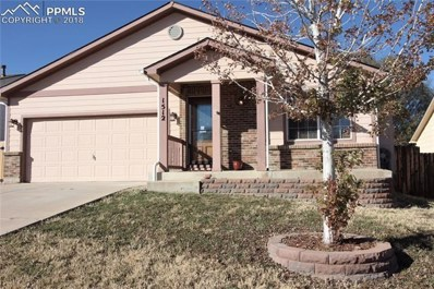 1512 Ancestra Drive, Fountain, CO 80817 - MLS#: 8986819