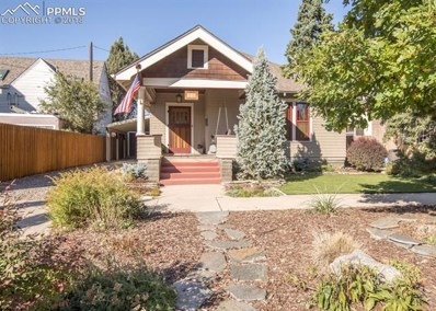 310 E San Rafael Street, Colorado Springs, CO 80903 - MLS#: 8995573
