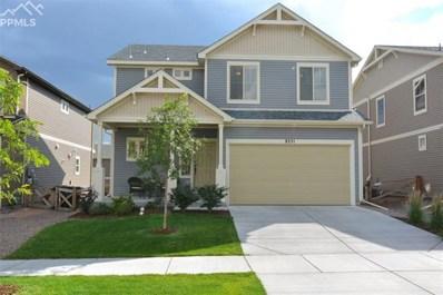 8531 Briar Brush Lane, Colorado Springs, CO 80927 - MLS#: 8997205