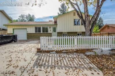 7051 Caballero Avenue, Colorado Springs, CO 80911 - MLS#: 9014654