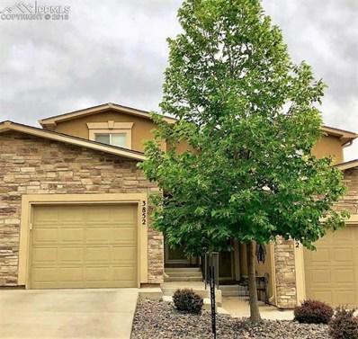 3852 Homestead Ridge Heights, Colorado Springs, CO 80917 - MLS#: 9015508