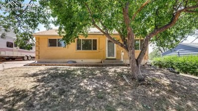 2811 Hayman Terrace, Colorado Springs, CO 80910 - MLS#: 9023849
