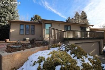 3310 W Montebello Drive, Colorado Springs, CO 80918 - MLS#: 9030595