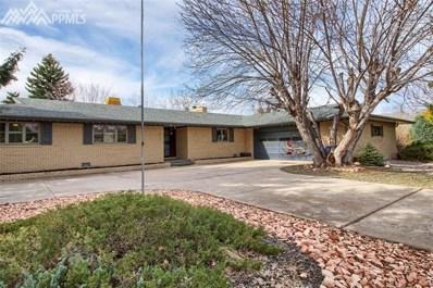 2909 Wellshire Boulevard, Colorado Springs, CO 80910 - MLS#: 9038727