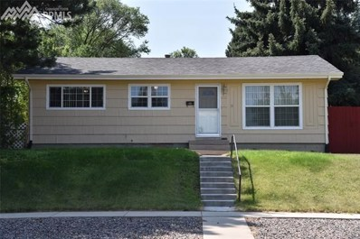2519 E San Miguel Drive, Colorado Springs, CO 80909 - MLS#: 9047428