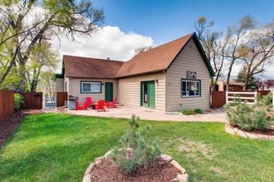 909 W Cucharras Street, Colorado Springs, CO 80905 - MLS#: 9052337