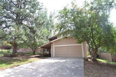 5725 Del Paz Drive, Colorado Springs, CO 80918 - MLS#: 9052973