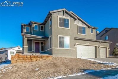 12557 Hawk Stone Drive, Colorado Springs, CO 80921 - MLS#: 9057608