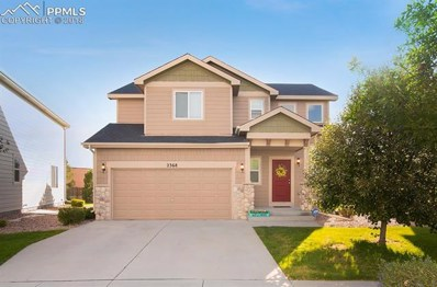 2368 Sierra Springs Drive, Colorado Springs, CO 80916 - MLS#: 9059057
