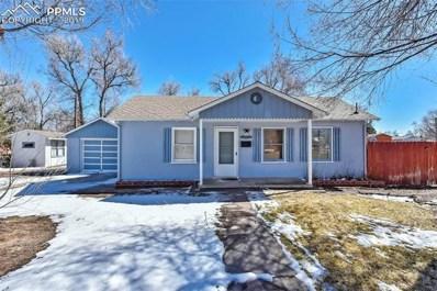 605 Bonfoy Avenue, Colorado Springs, CO 80909 - MLS#: 9061050