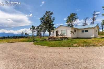 12720 Holmes Road, Colorado Springs, CO 80908 - MLS#: 9074448