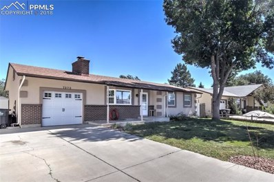 7372 Colonial Drive, Fountain, CO 80817 - MLS#: 9083691