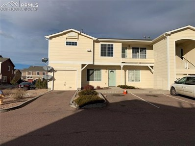 4822 Rusty Nail Point UNIT 101, Colorado Springs, CO 80916 - MLS#: 9106309