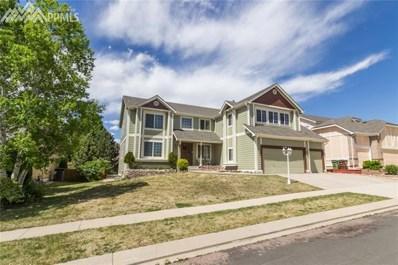 7126 Hillbeck Drive, Colorado Springs, CO 80922 - MLS#: 9114287