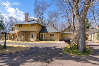36 Lake Avenue, Colorado Springs, CO 80906 - MLS#: 9119372