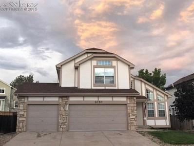 1050 Piros Road, Colorado Springs, CO 80922 - MLS#: 9136004