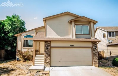 7254 Araia Drive, Fountain, CO 80817 - MLS#: 9147030