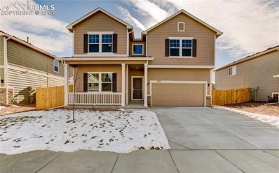 7211 Silver Moon Drive, Colorado Springs, CO 80923 - MLS#: 9154255